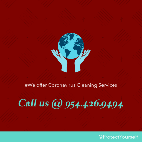 COVID-19 Cleaning and Disinfecting Services In Pompano Beach FL