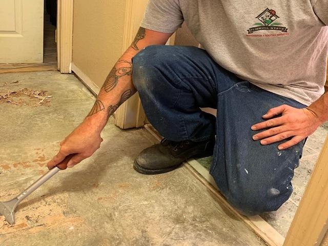 water damage pompano - restoration services in Florida